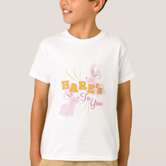 Hares To You T-Shirt