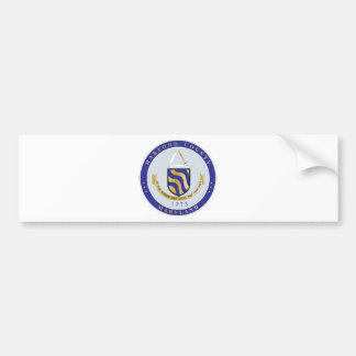 Harford County seal Bumper Stickers