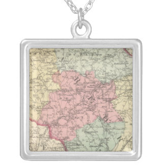 Harford Silver Plated Necklace