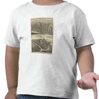 Hargis, Cheney residences T-shirt