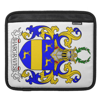 Hargraves Coat of Arms Sleeves For iPads