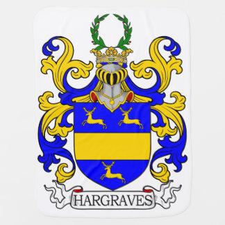 Hargraves Coat of Arms Stroller Blankets