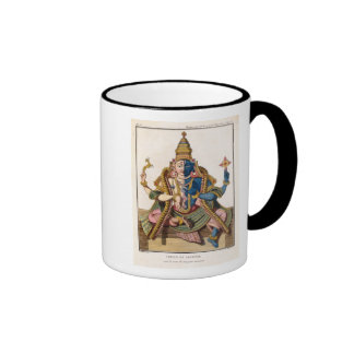 Hari-Hara, from 'Voyage aux Indes et a la Chine' b Mugs