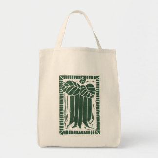 Haricot Vert tote bag