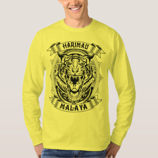Harimau Malaya Tee Shirt