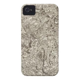 Harina del santo Case-Mate iPhone 4 cárcasa