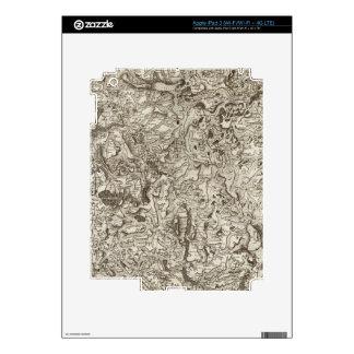 Harina del santo iPad 3 skin