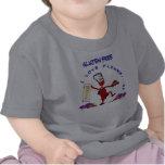 Harinas libres del amor del gluten I Camiseta
