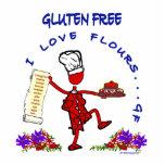 Harinas libres del amor del gluten I Escultura Fotografica