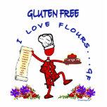 Harinas libres del amor del gluten I Escultura Fotográfica