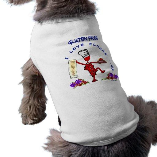 Harinas libres del amor del gluten I Prenda Mascota