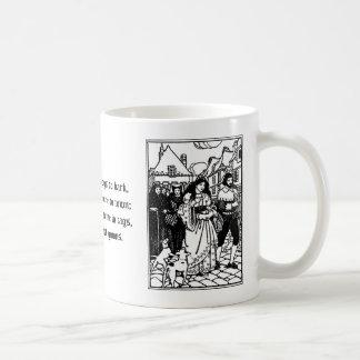 Hark! Hark! The Dogs Do Bark Nursery Rhyme Coffee Mug