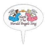 Hark! The Herald Angels Sing Cake Picks