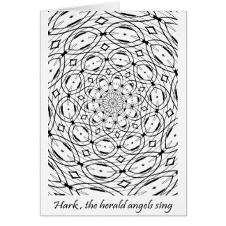 Hark, The Herald Angels Sing Card