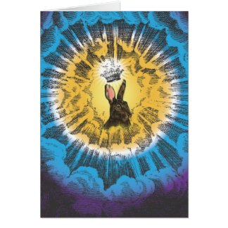 Hark the Herald Angels Sing Greeting Card