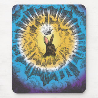 Hark the Herald Angels Sing Mouse Pad