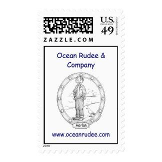 Harlan USPS Stamp
