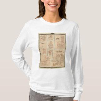 Harlan, Winterset, Exira, Milton, Oakfield T-Shirt