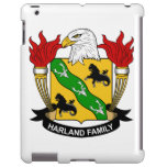 Harland Family Crest