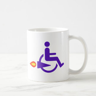 Harldy Handicapped Coffee Mug