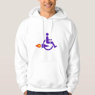 Harldy Handicapped Hoody