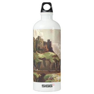 Harlech Castle I, Wales Water Bottle