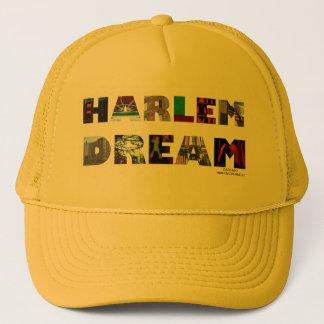 HARLEM DREAM (1) TRUCKER HAT