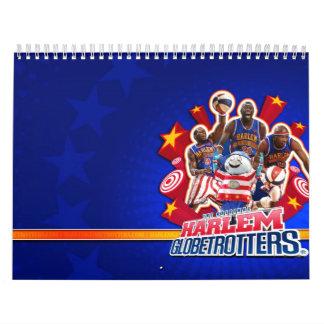 Harlem GlobeTrotters Calendar