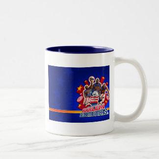 Harlem GlobeTrotter's Group Picture Coffee Mug