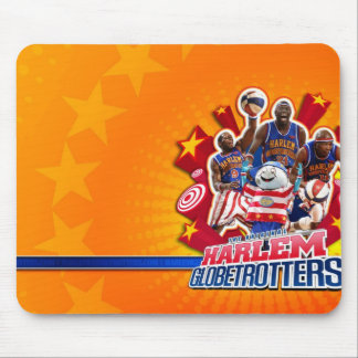 Harlem GlobeTrotter's Group Picture Mouse Mat