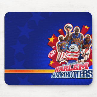Harlem GlobeTrotter's Group Picture Mouse Pad
