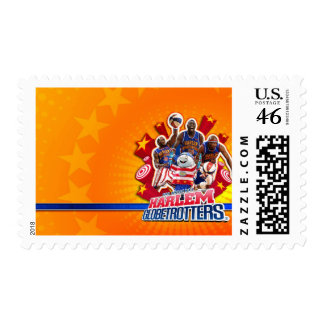 Harlem GlobeTrotter's Group Picture Postage Stamps
