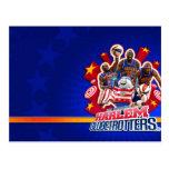 Harlem GlobeTrotter's Group Picture Postcards