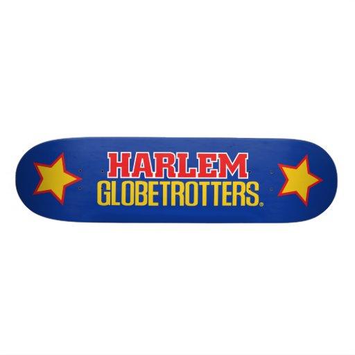 Harlem Globetrotters Skateboard Zazzle
