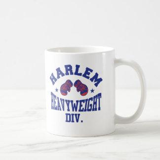 Harlem Heavyweight Blue Coffee Mug