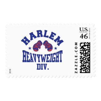 Harlem Heavyweight Blue Stamp
