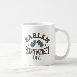 Harlem Heavyweight Mocha Coffee Mug