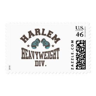 Harlem Heavyweight Mocha Stamp