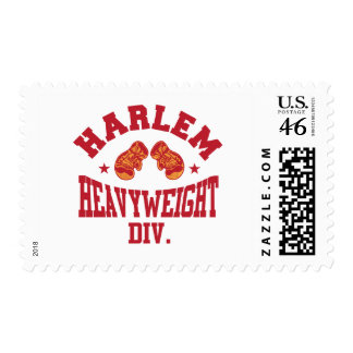 Harlem Heavyweight Red Stamp