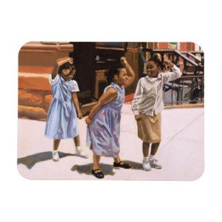 Harlem Jig 2001 Rectangular Photo Magnet