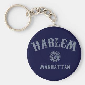 Harlem Keychain