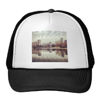 Harlem Meer in NYC's Central Park Trucker Hat