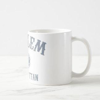 Harlem Classic White Coffee Mug