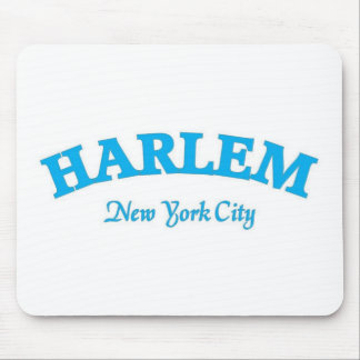 Harlem, New York Mouse Pads