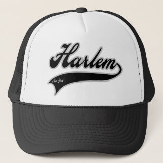 Harlem New York Trucker Hat