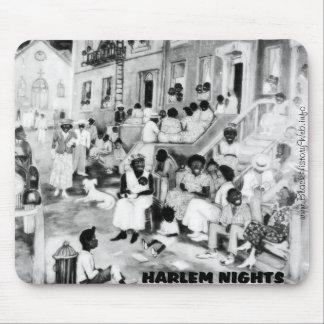 Harlem Nights Mouse Pad