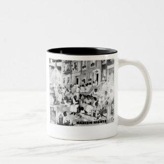 Harlem Nights Two-Tone Coffee Mug