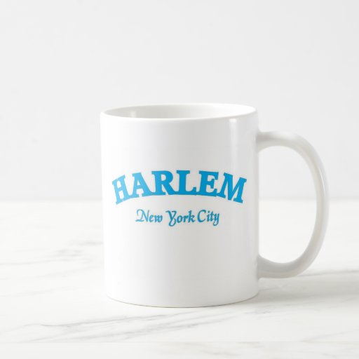 Harlem, Nueva York Tazas De Café