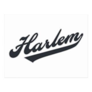 Harlem Postcard