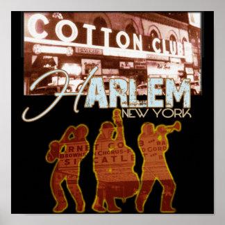 Harlem Posters
